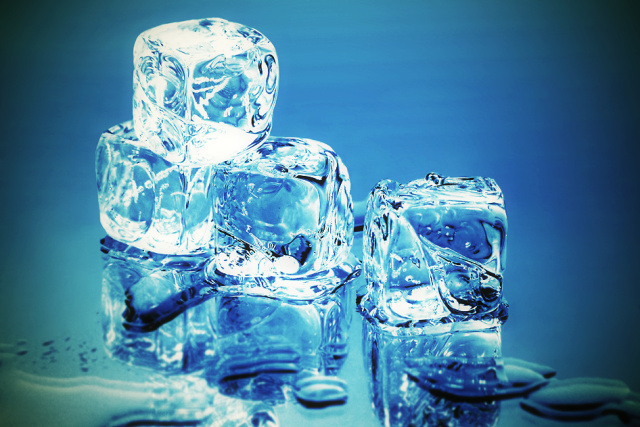 Hold the Ice – inRICE