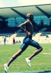 Running-lunge