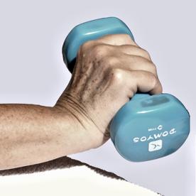 wrist ext strength